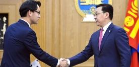 """""""Үндэсний Брэндийн зөвлөл""""-тэй Солонгос компани хамтран ажиллах хүсэлт илэрхийллээ"""