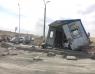 Цемент ачсан ачааны машин тормос ажиллагаагүй болсоноос осол гаргаж, 14 машин мөргөжээ