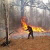 Хөвсгөлийн Эрдэнэбулган суманд 192 хүн өдөр шөнөгүй ажиллаж, аюулт түймрийг цурманд орууллаа