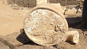 Египетийн булшнаас 3200 жилийн настай бяслаг олджээ