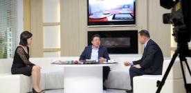 """Монгол Улсын Ерөнхийлөгч Цахиагийн ЭЛБЭГДОРЖ:""""МИНИЙ АРД ТҮМЭН ЧАДНАА"""""""