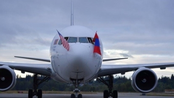 Монгол Улсаас АНУ-д үзүүлж буй хүмүүнлэгийн тусламжийг хүлээлгэн өглөө