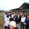 """Монгол Улсын Ерөнхийлөгч Х.Баттулга байт харвааны """"360"""" талбайн нээлтийн ёслолд оролцлоо"""