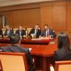 """Монгол Улсын Ерөнхийлөгч Х.Баттулга Олон улсын """"Азийн хүүхдүүд"""" спортын наадмын хорооны удирдлагуудыг хүлээн авч уулзав"""