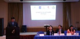 """""""Хуримтлал ба иргэдийн оролцоо"""" чуулга уулзалтад зориулсан Монгол Улсын Ерөнхийлөгчийн илгээлт"""