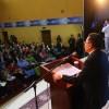 Монгол Улсын Ерөнхийлөгч Ц.Элбэгдорж: Төр бүтнээрээ байгаа нь, хуулиа бариад шийдэж байгаа нь шүүх юм