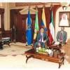 Кувейт улсын угсаа залгамжлах ханхүүд бараалхав