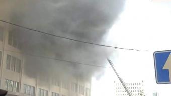 ОБЕГ: 11 хүнийг галын аюулд өртөхөөс хамгаалжээ