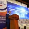Монгол Улсын Ерөнхийлөгч Х.Баттулга Монгол-Оросын эдийн засгийн чуулга уулзалтыг нээж үг хэлэв