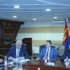 Ц.Мөнх-Оргил Москвагийн олон улсын харилцааны дээд сургуулиар зочлов