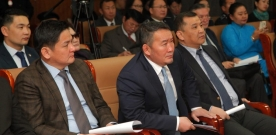 """Монгол Улсын Ерөнхийлөгч Х.Баттулга: 2018 оныг """"Авлигыг илчлэх, авлигын гэрч, мэдээлэгч, шүгэл үлээгч, хохирогчийг хамгаалах жил"""" болгон зарлах санаачилга гаргаж байгааг бүх талаар дэмжин ажиллах болно"""