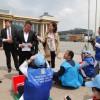 """Монгол Улсын Ерөнхийлөгч Х.Баттулга """"ажил хаялтын өмнөх суулт"""" зарласан иргэдтэй уулзав"""