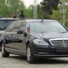 Путины Mercedes-Benz S 600 Pullman Улаанбаатар хотод ирлээ