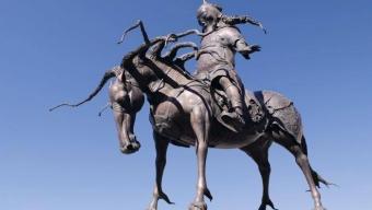 Чингисийн хөшөөг Өндөр довд байрлуулна
