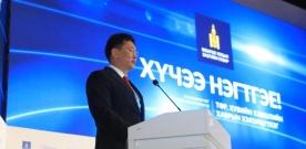 У.Хүрэлсүх: Эдийн засгийн тусгаар тогтнолоо бататган бэхжүүлэхэд Засгийн газар онцгой анхаарч байна