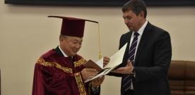 УИХ-ын дарга Уралын их сургуулийн Хүндэт доктор боллоо