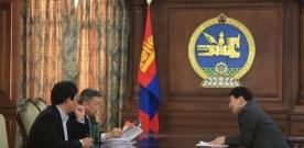 Өндөр технологийг Монгол Улсад хөгжүүлэх асуудлаар салбарын төлөөлөлтэй уулзлаа