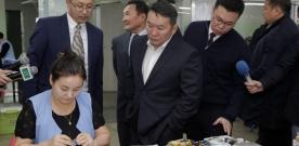 Ноолуурын салбарынхан тулгамдаж байгаа зарим асуудлаа Монгол Улсын Ерөнхийлөгч Х.Баттулгад танилцуулав
