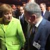 Л.Болд ХБНГУ-ын Холбооны канцлер А.Меркельтэй уулзлаа