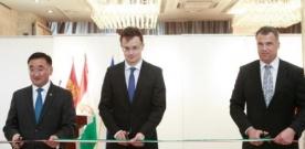 Унгар улсын элчин сайдын яам нээгдлээ