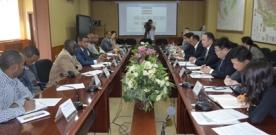 Этиоп Улс Монгол Улсын бичил уурхайн үйл ажиллагаатай танилцлаа