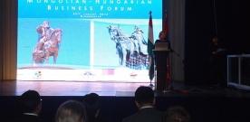 Монгол Унгарын бизнес уулзалт эхэллээ