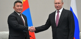 ОХУ-ын Ерөнхийлөгчийн Монгол Улсад хийж буй айлчлал албан ёсоор эхэллээ