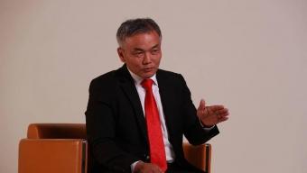 Б.Наминчимэд: Өмнөд монголчууд хэл бичгээ хаалгачихвал, Монгол гэх соёлын далайд цутгах том гол ширгэнэ
