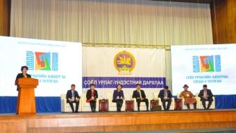 Монгол Улсын Ерөнхийлөгч Х.Баттулга: Монгол Улсын түүх бол дэлхийн түүх, Монгол соёлын түүх бол хүн төрөлхтний соёлын түүх билээ